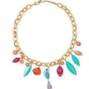 Kate Spade best buds statement necklace